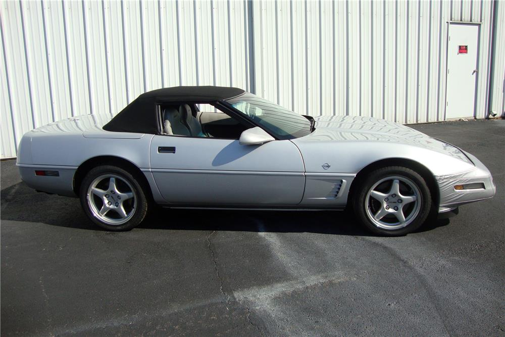 1996 CHEVROLET CORVETTE CONVERTIBLE - Misc 1 - 184239