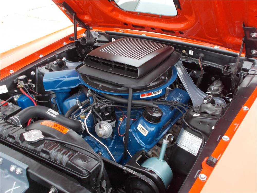 1970 FORD MUSTANG CONVERTIBLE - Engine - 184247