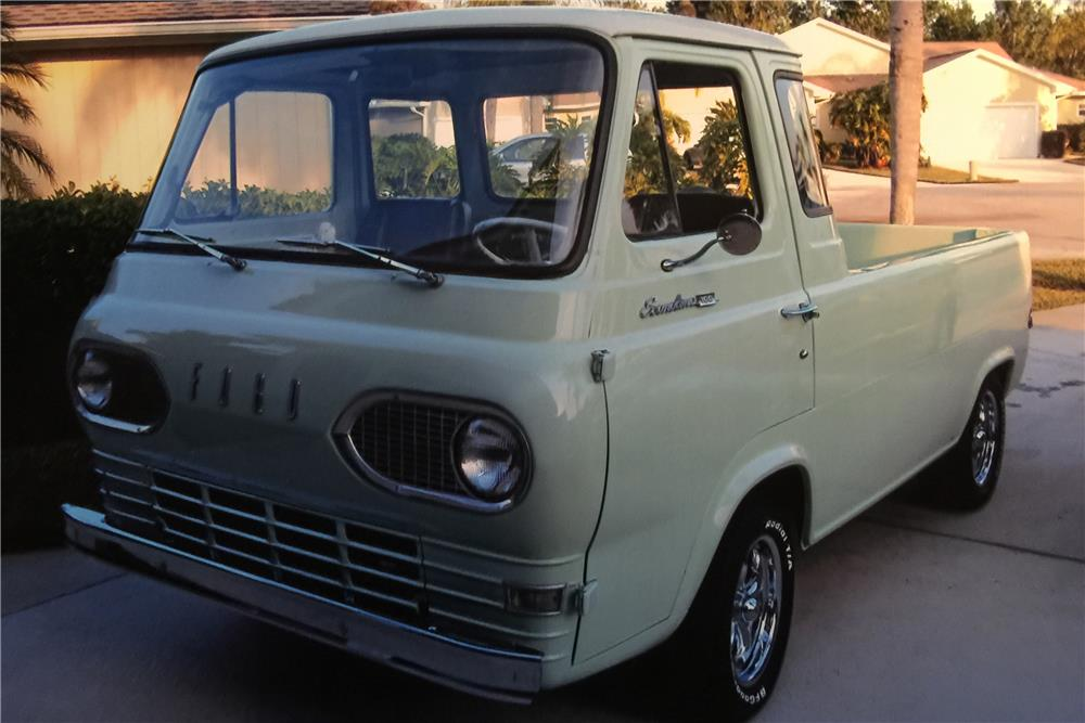 Car Auction Online >> 1967 FORD ECONOLINE PICKUP