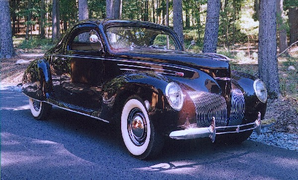 1939 lincoln zephyr coupe 18432 for 1939 lincoln zephyr 3 window coupe