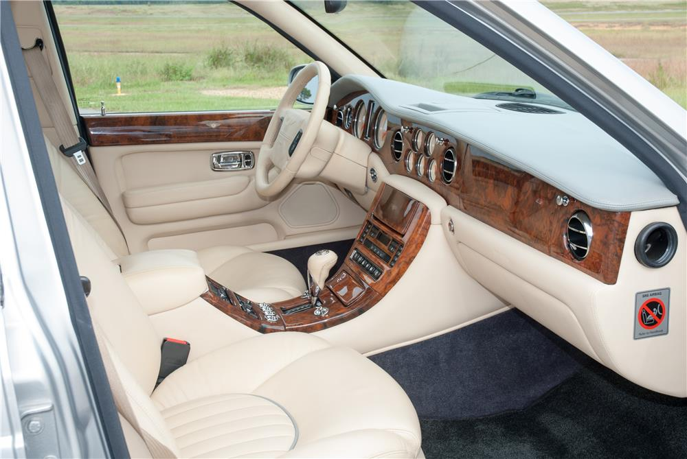cream itm with is arnage leather loading image blue bentley ebay s bmw