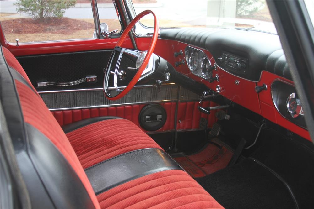1961 STUDEBAKER CHAMP PICKUP - Interior - 184375
