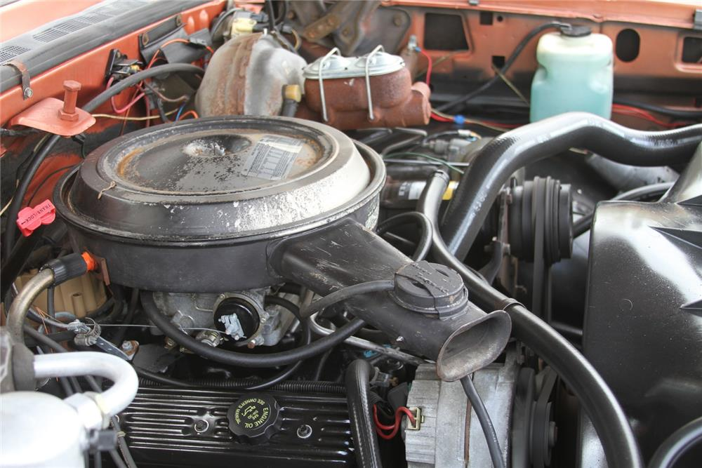 1978 CHEVROLET SUBURBAN CUSTOM SUV - Engine - 184378