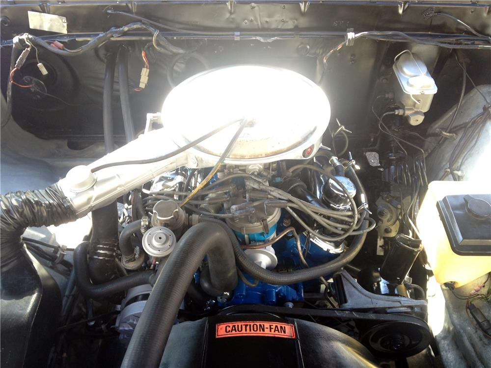1979 FORD F-100 PICKUP - Engine - 184385