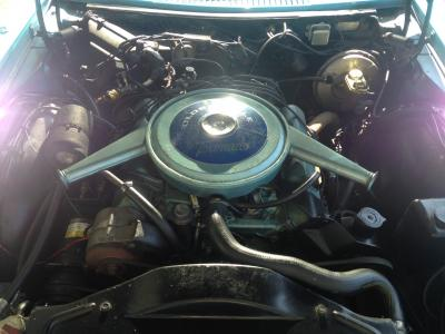 1967 OLDSMOBILE TORONADO - Engine - 184397