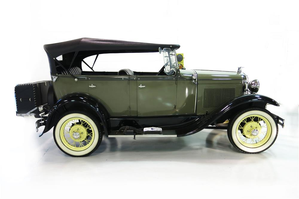 1931 FORD MODEL A PHAETON - Side Profile - 184426