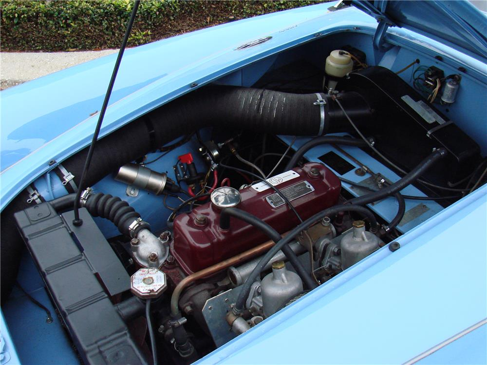 1960 MGA 1600 CONVERTIBLE - Engine - 184436