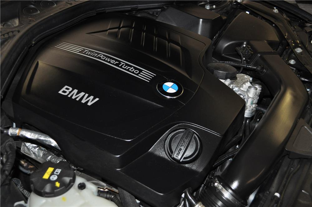 2014 BMW 435I CONVERTIBLE - Engine - 184525