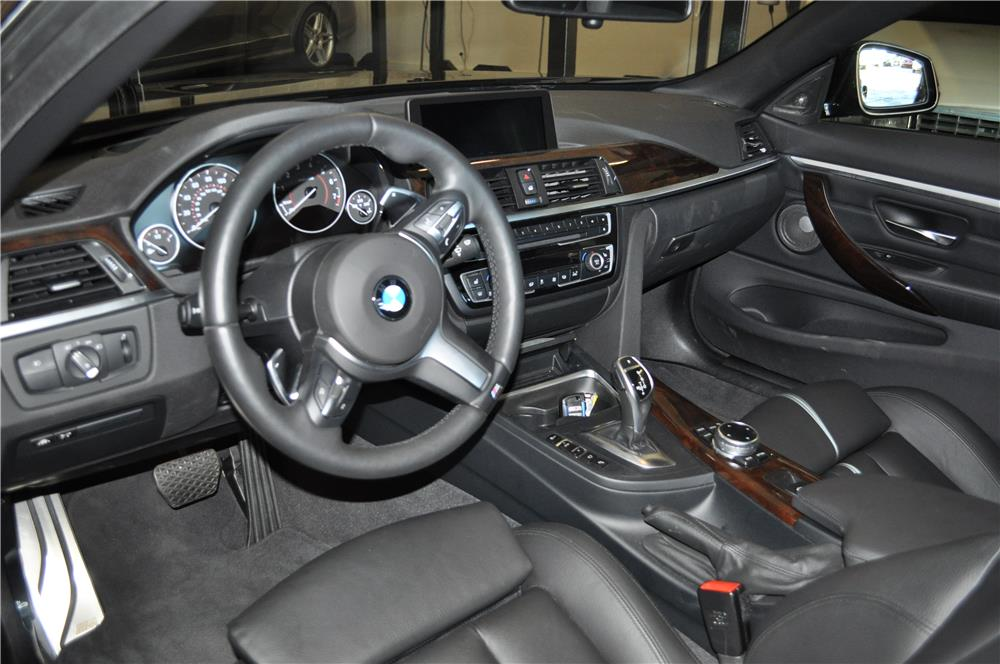 2014 BMW 435I CONVERTIBLE - Interior - 184525
