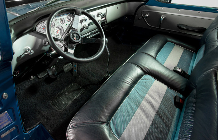 1958 CHEVROLET APACHE PICKUP - Interior - 184528