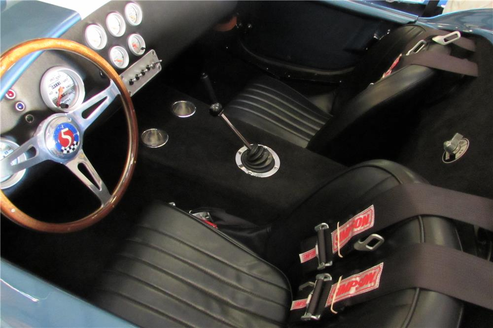 2012 FACTORY FIVE COBRA RE-CREATION ROADSTER - Interior - 184539