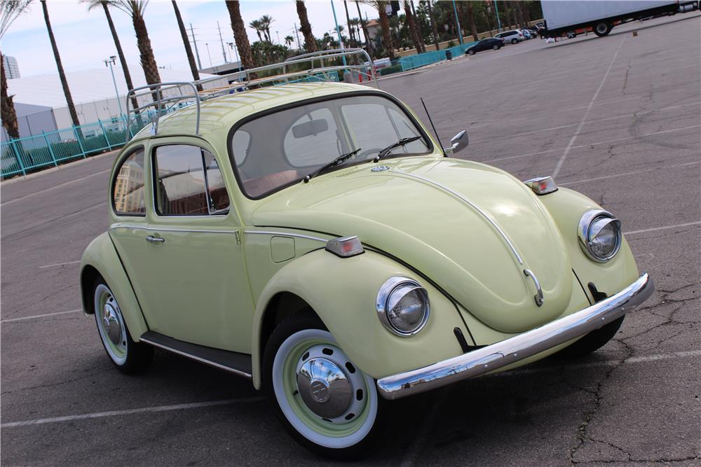 1970 VOLKSWAGEN BEETLE COUPE - Engine - 184541