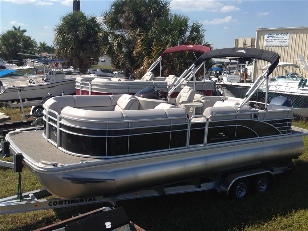 2015 BENNINGTON 2375GCW BOAT - Side Profile - 184546