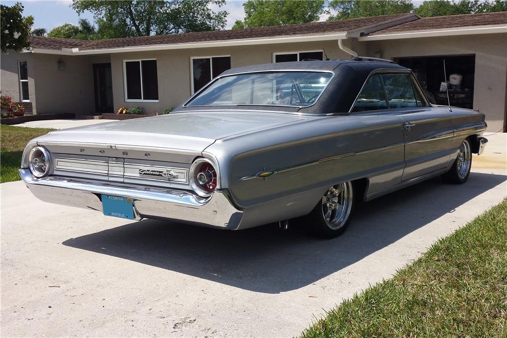 1964 ford galaxie 500 xl fastback 184782. Cars Review. Best American Auto & Cars Review