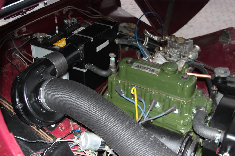 1960 AUSTIN-HEALEY SPRITE BUGEYE - Engine - 184883