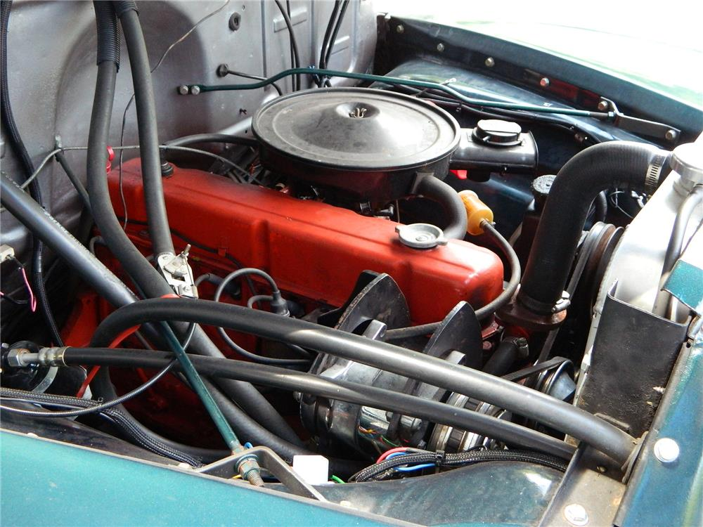 1953 CHEVROLET 3100 PICKUP - Engine - 184896