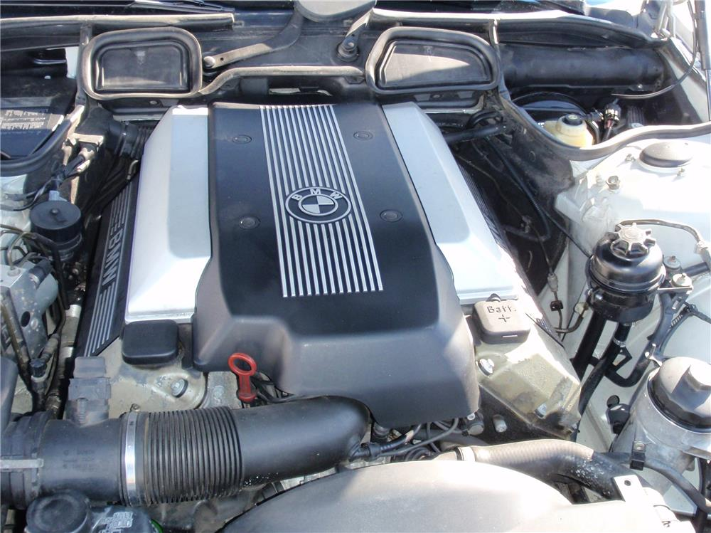 2001 BMW 740IL SEDAN - Engine - 184961