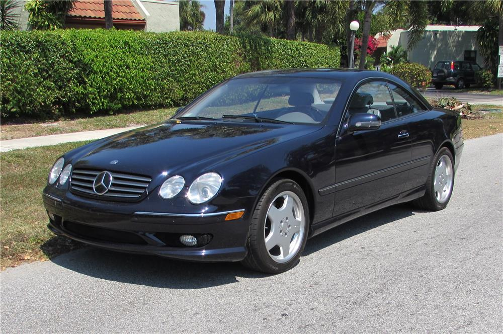 Mercedes Of Palm Beach >> 2002 MERCEDES-BENZ CL500