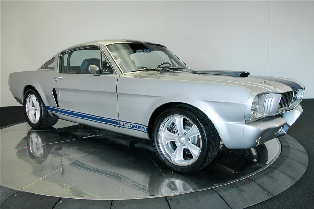 1965 SHELBY GT350SR FASTBACK - Front 3/4 - 184979