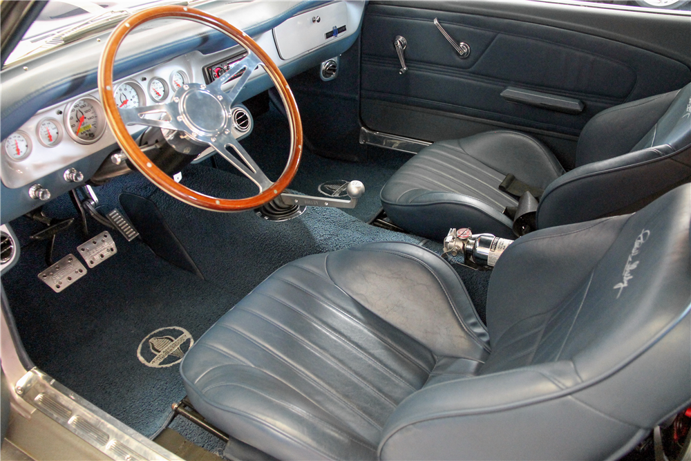 1965 SHELBY GT350SR FASTBACK - Interior - 184979
