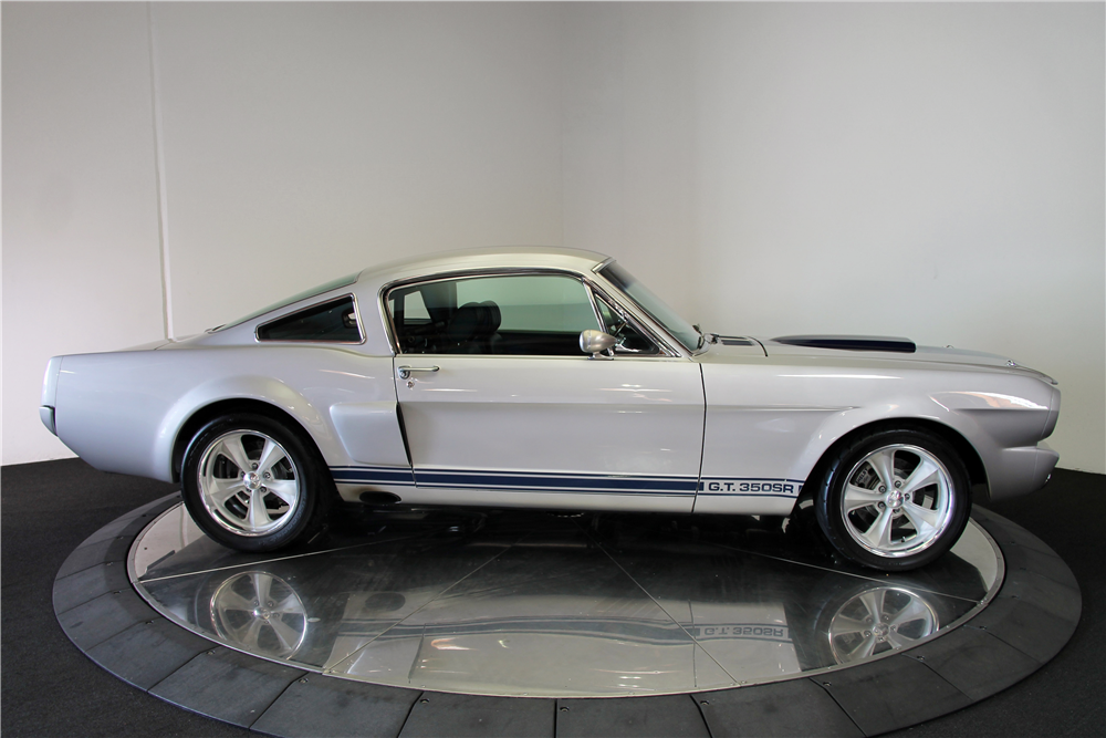 1965 SHELBY GT350SR FASTBACK - Side Profile - 184979