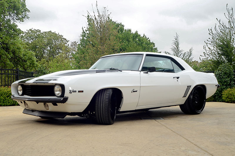 1969 CHEVROLET CAMARO Z/28 CUSTOM COUPE