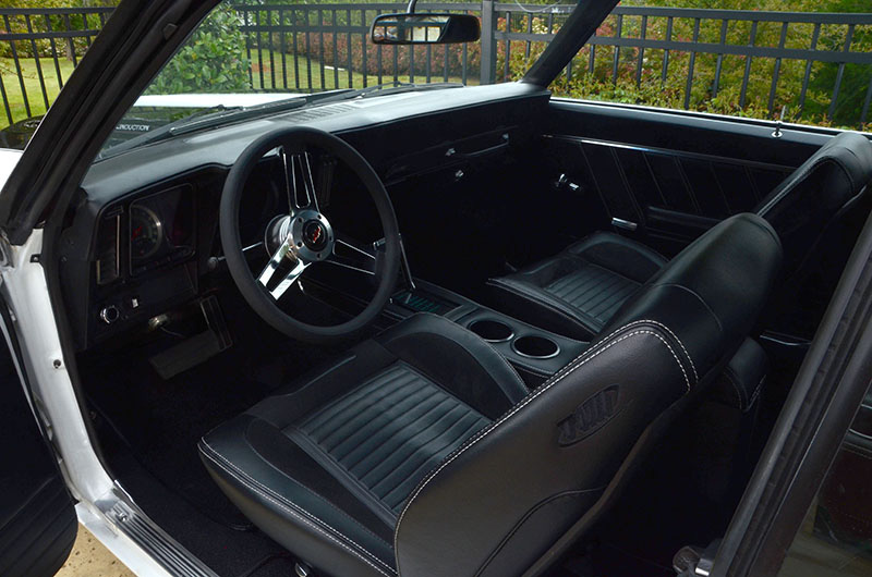 Chevy Muscle Cars >> 1969 CHEVROLET CAMARO Z/28 CUSTOM COUPE - 184993