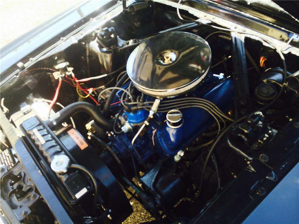 1966 FORD MUSTANG CUSTOM CONVERTIBLE - Engine - 184995