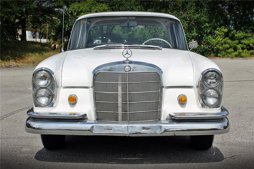 1965 MERCEDES-BENZ 220 SEDAN - Misc 1 - 185053