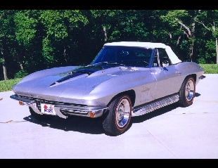 1967 CHEVROLET CORVETTE L89 ROADSTER -  - 18525
