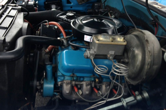 1978 CHEVROLET C-10 PICKUP - Engine - 185250