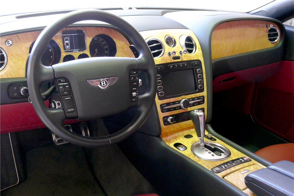 2005 BENTLEY CONTINENTAL GT  - Interior - 185479