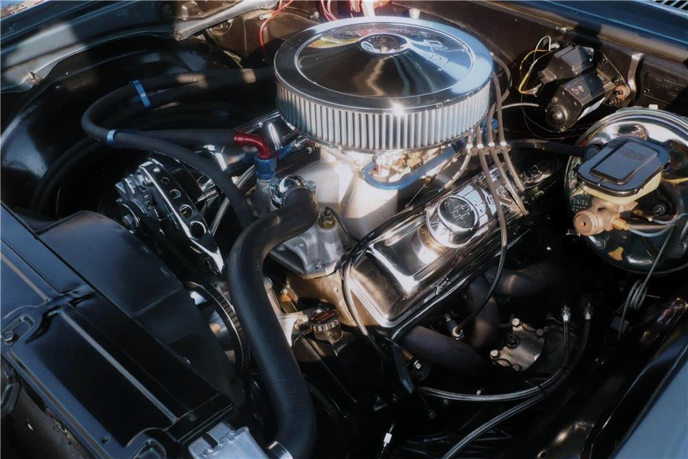 1968 CHEVROLET NOVA - Engine - 185486