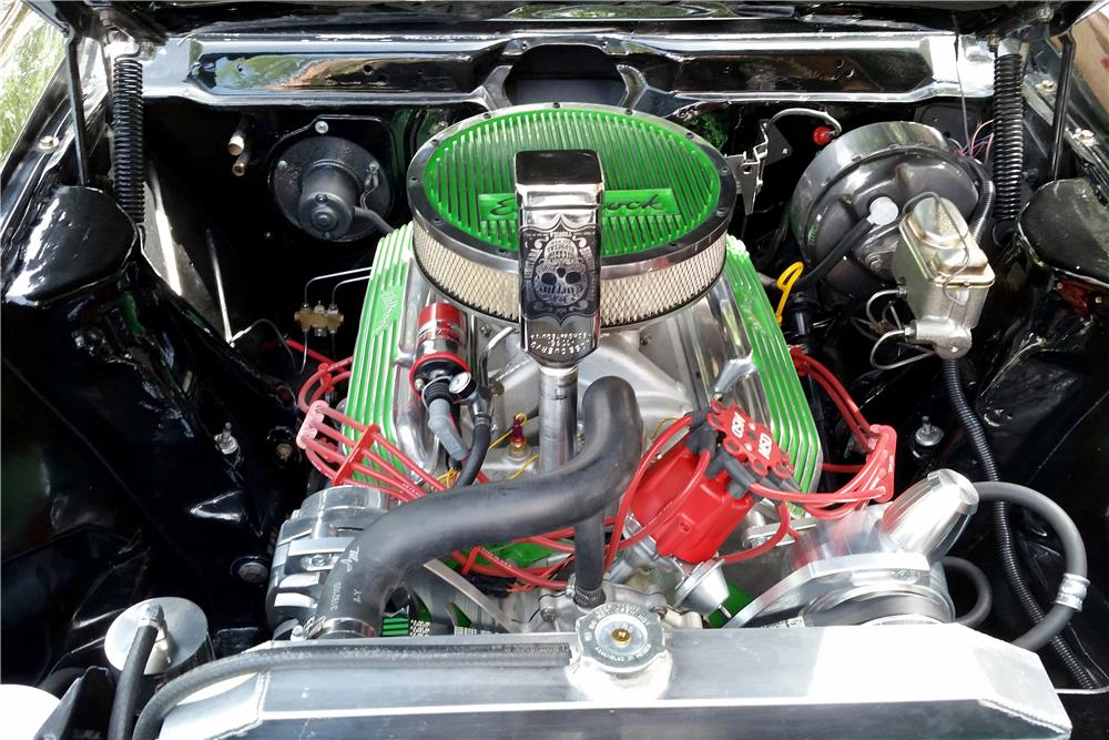 1968 AMERICAN MOTORS AMX CUSTOM COUPE - Engine - 185489