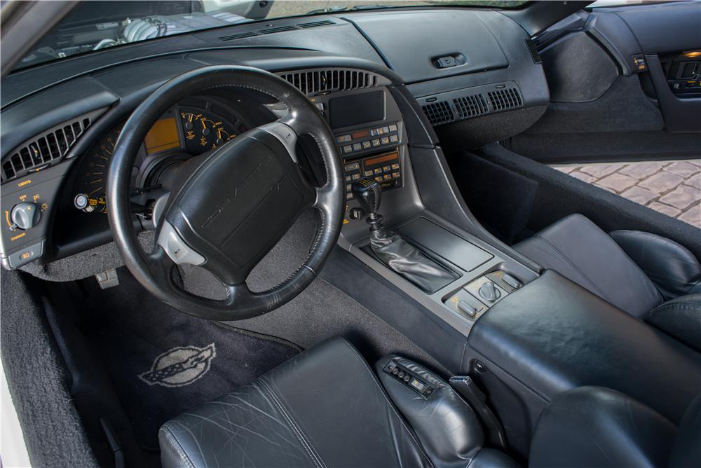 1991 CHEVROLET CORVETTE CALLAWAY ZR1 - Interior - 185515