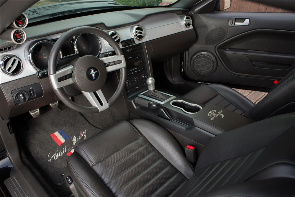 ... 2007 FORD MUSTANG GT TASCA CUSTOM   Interior   185516 ... Good Looking