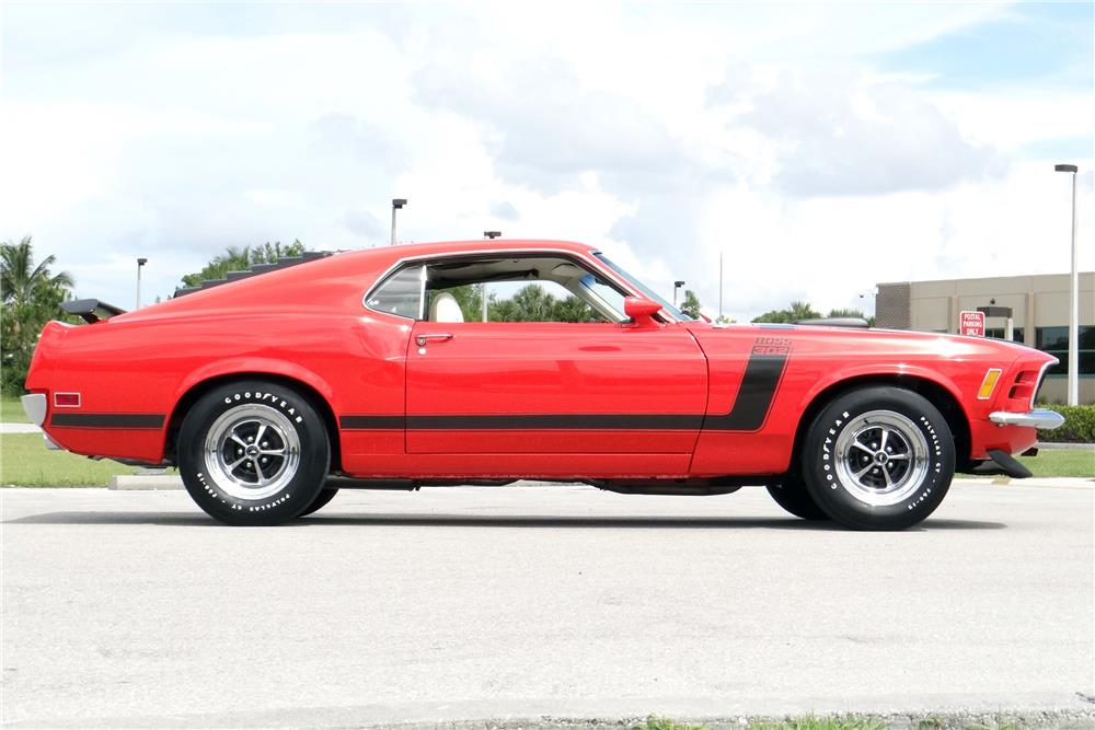 1970 Ford Mustang Boss 302 Fastback 185539