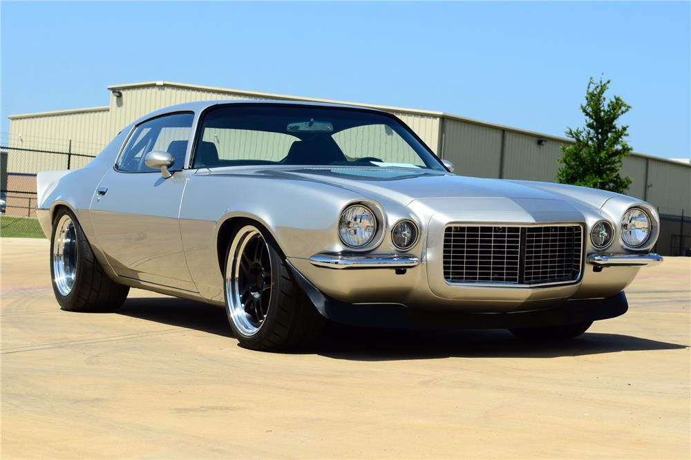 1971 Chevrolet Camaro Custom 185581