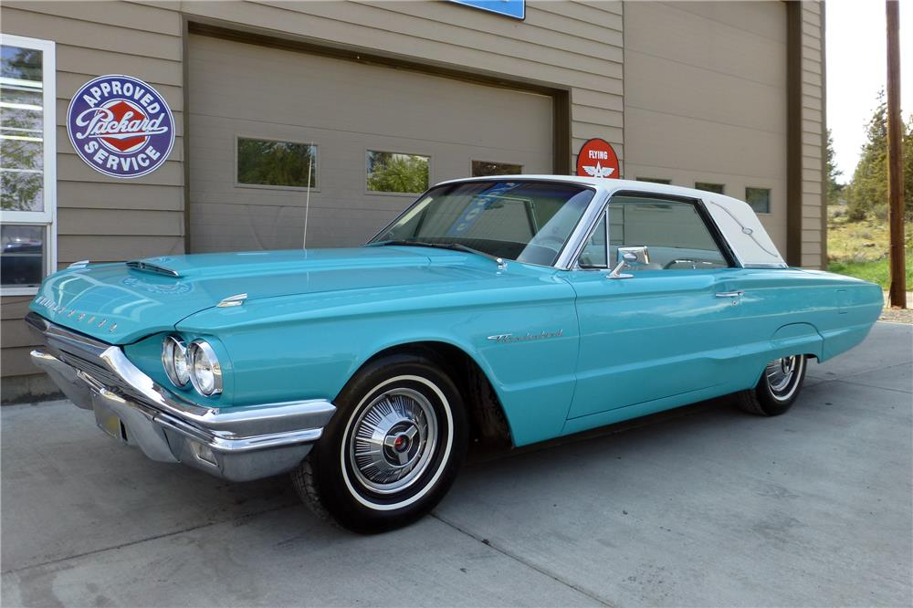 1964 ford thunderbird landau 185606. Cars Review. Best American Auto & Cars Review