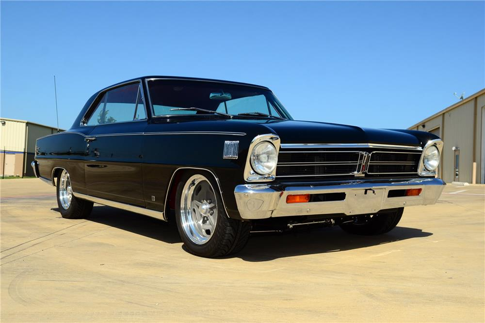 1966 ACADIAN CANSO CUSTOM - Front 3/4 - 185612