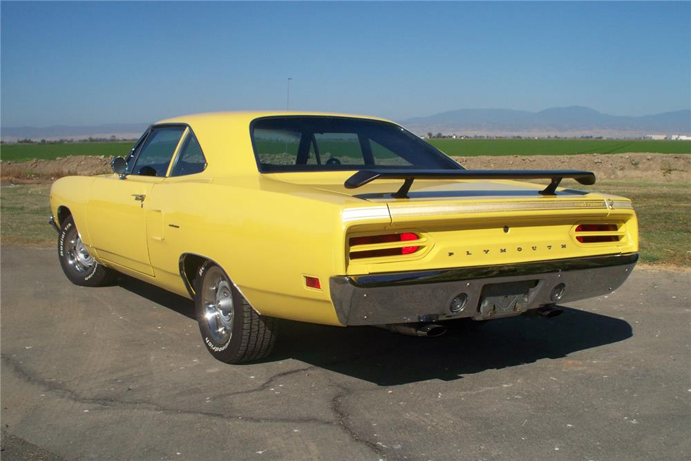 1970 plymouth road runner rh barrett jackson com
