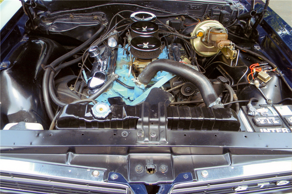 1964 PONTIAC GTO CONVERTIBLE - Engine - 185634