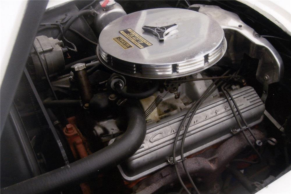 1964 CHEVROLET CORVETTE - Engine - 185637