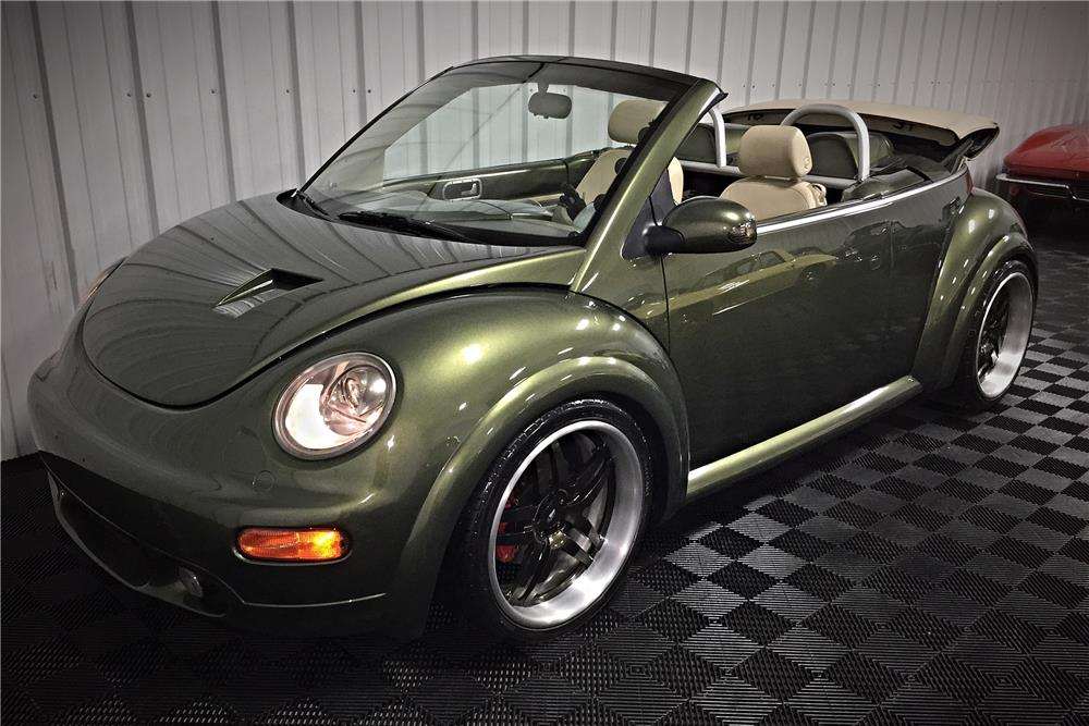 2004 volkswagen beetle gls convertible 185654. Black Bedroom Furniture Sets. Home Design Ideas