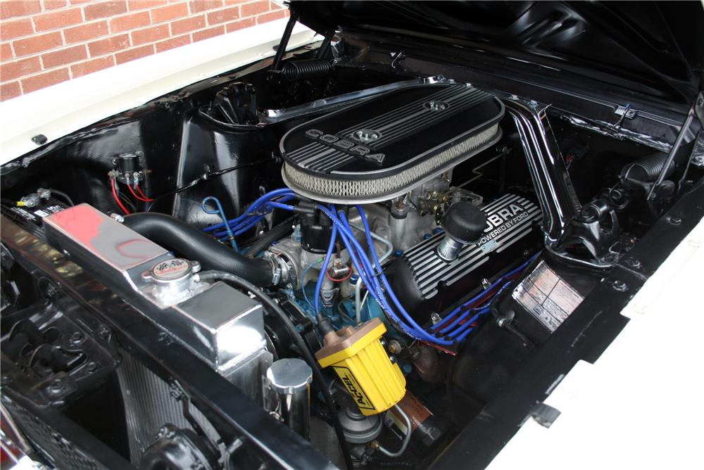 1965 FORD MUSTANG CUSTOM FASTBACK - Engine - 185661