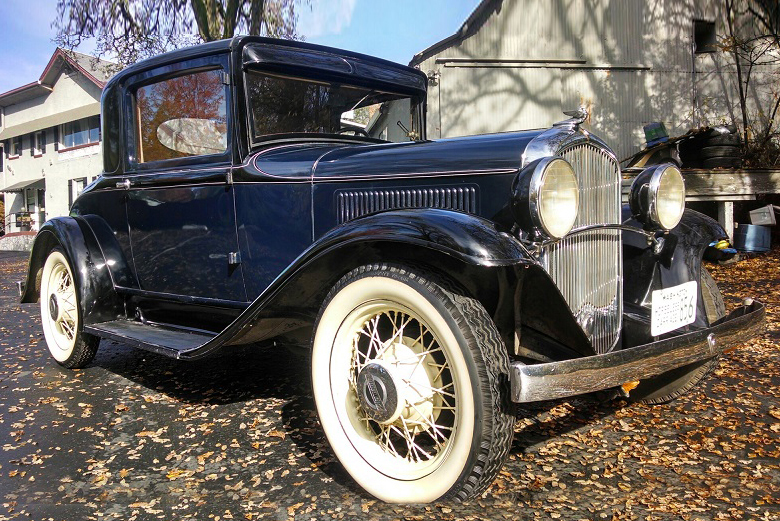 1931 PLYMOUTH MODEL PA - Front 3/4 - 185668