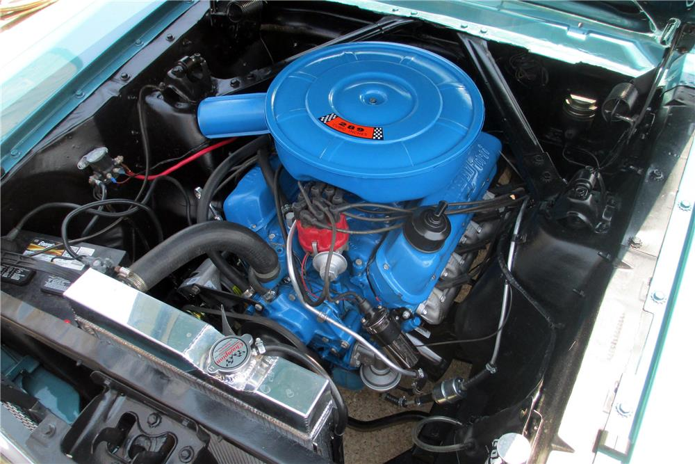 1965 FORD MUSTANG - 185681