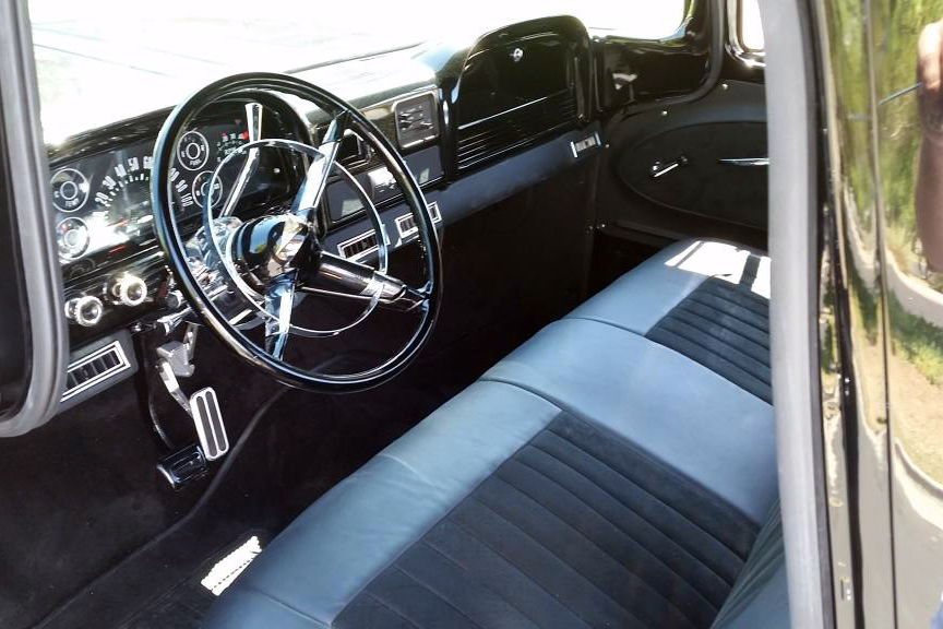 1960 CHEVROLET C-10 CUSTOM PICKUP - Interior - 185714