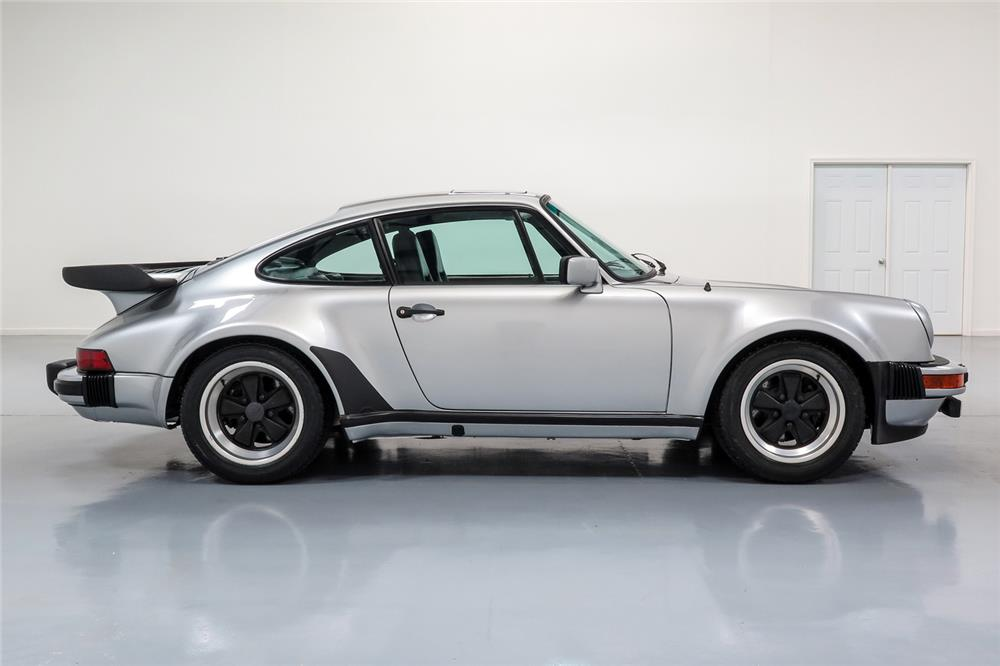 Car Side View >> 1979 PORSCHE 930 TURBO - 185735