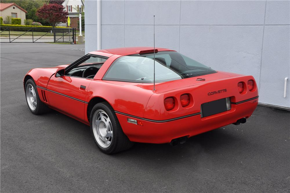 1990 Chevrolet Corvette Zr1 185740